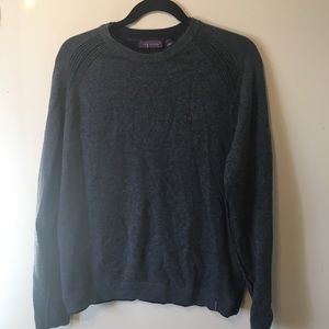 Men's ted baker long sleeve pullover.